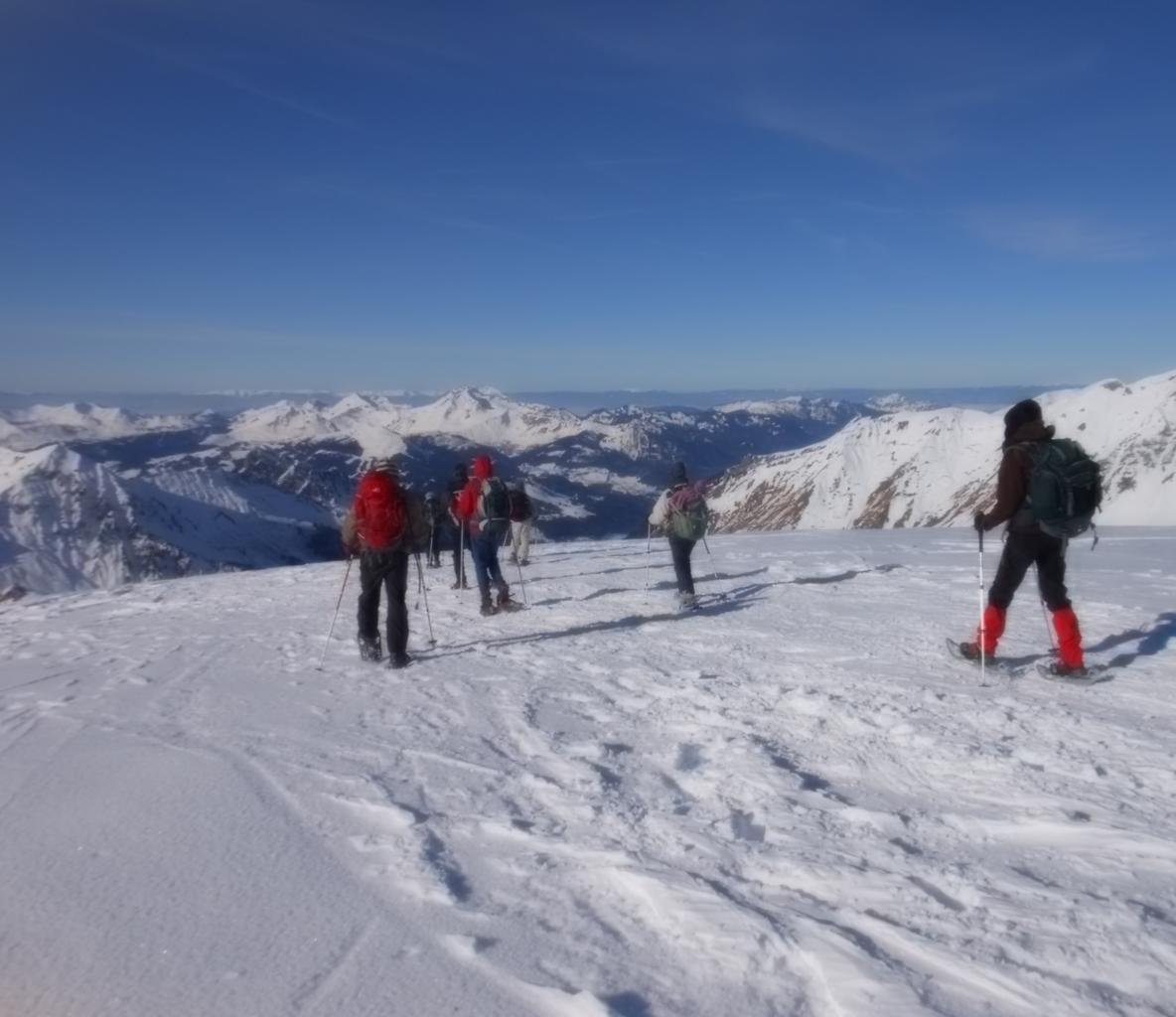 sorties montagne en hiver